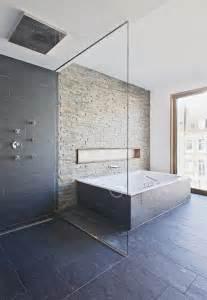 dusche schiefer schiefer badezimmer bathroom bad duschen