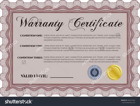 image gallery sle warranty