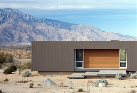 contemporary desert house original home designs