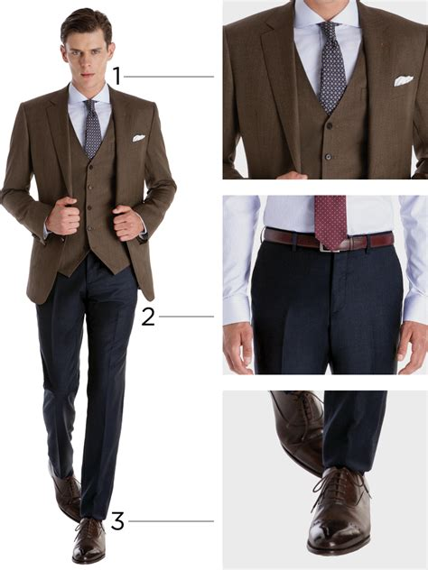 Matching Vest by How To Wear A Vest And Matching Jacket Black Lapel