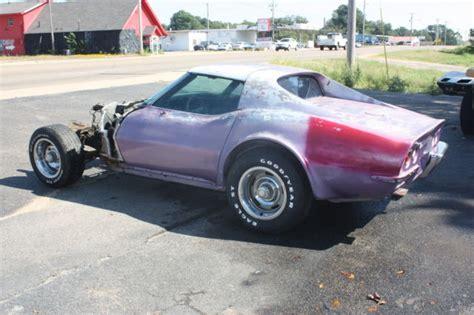 1971 corvette restoration 1970 corvette stingray restoration project 1971 1972 1968