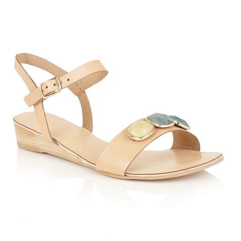 Sandal Beige buy ravel goldendale flat sandals in beige