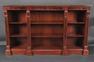 Mahogany Bookshelves Mahogany Bookcase American Hwy