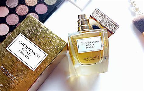 Giordani Gold Essenza Parfum beyond oriflame giordani gold essenza review