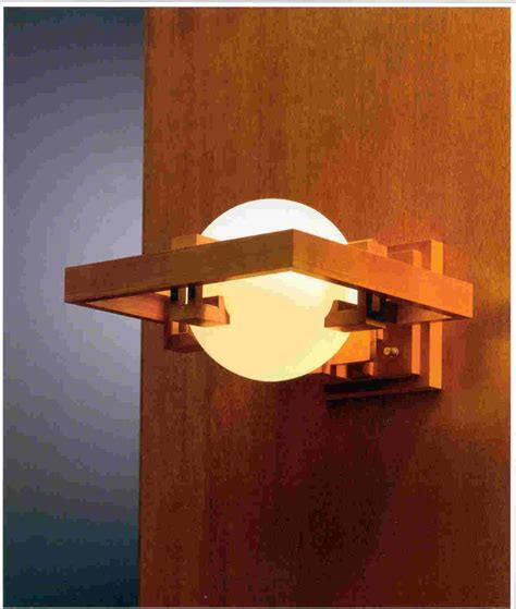 Frank Lloyd Wright Light Fixtures Frank Lloyd Wright Wall Sconce Designed For The Robie House Chicago Illinois Frank Lloyd