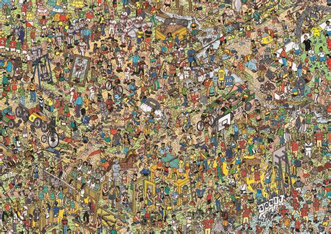 where s the gallery for gt wheres waldo easy game