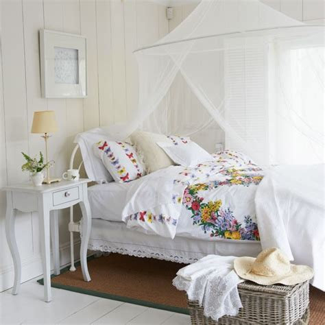 White Country Bedroom - english country bedrooms panda s house