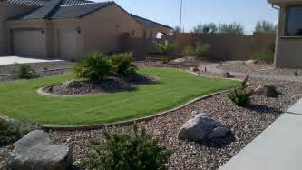 landscaping front landscaping ideas in arizona