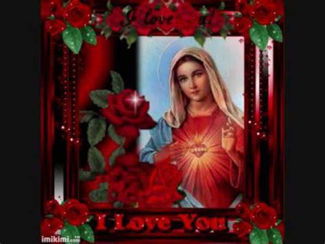imagenes de la virgen maria con flores 13 im 225 genes de la virgen mar 237 a con muchas flores