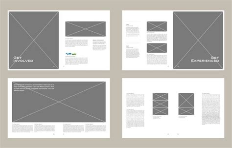 layout for booklet printing print graphic design portfolio inspiration google search