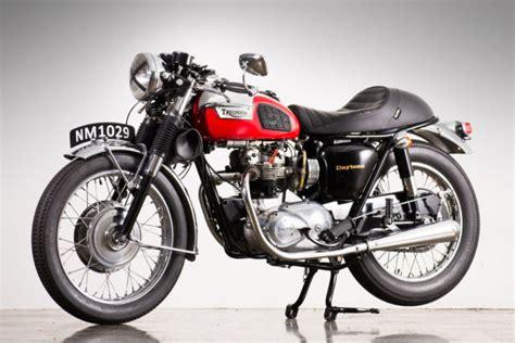 Triumph Motorrad Classic by 1973 Triumph T100 R Daytona Classic Vintage Motorcycle