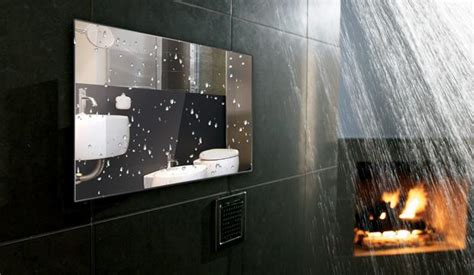 Waterproof Mirror Tv Bathroom 26inch Bathroom Tv Waterproof Tv Mirror Washroom Tv Mirror Tv For Hotel Or Home Or Office Or
