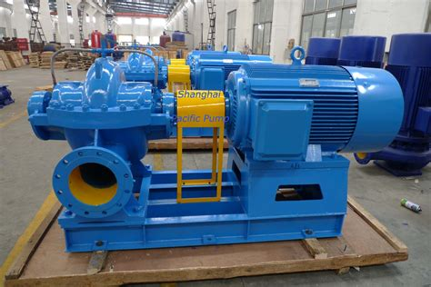 Pompa Lantai Tower 1 china suction split centrifugal tpow photos pictures made in china