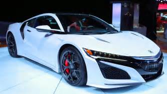 Acura Sports Cars Acura Nsx Is Polished And Speedy Sports Car Luxury