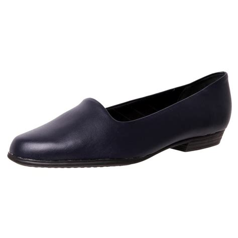 comfortable inexpensive shoes new women s super comfort flat work shoes by piccadilly