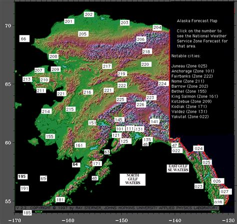 us weather map alaska alaska weather forecast map
