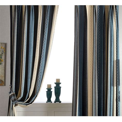 Dining Room Window Valances curtain promo cheap multi color curtains near me
