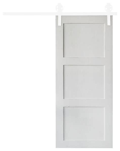 Sliding Panel Doors Interior 3 Panel Sliding Barn Door Interior Doors By Artisan Hardware