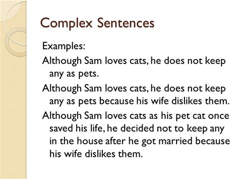 sentences in english by yang ying janet chan ppt
