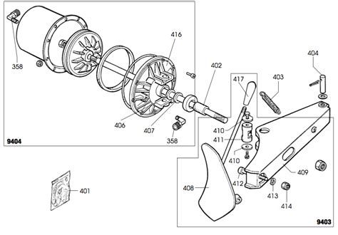 bead breaker seal kit protek equipment