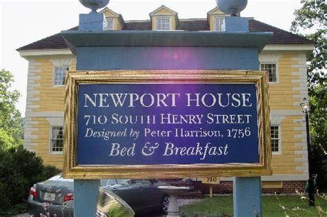 bed and breakfast newport exterior picture of newport house bed and breakfast