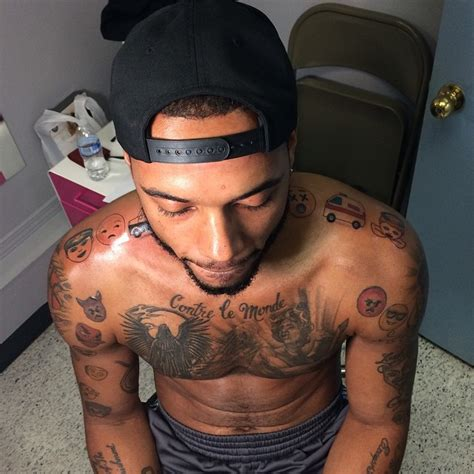 mike scott tattoos imitates hawks forward mike