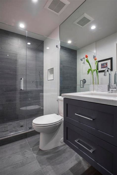 grey tile bathroom ideas best 25 small grey bathrooms ideas on grey