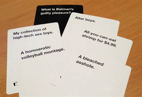 who makes cards against humanity hey so can someone explain cards against humanity