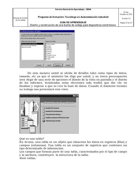 guia de aprendizaje base de datos guia de aprendizaje base de datos
