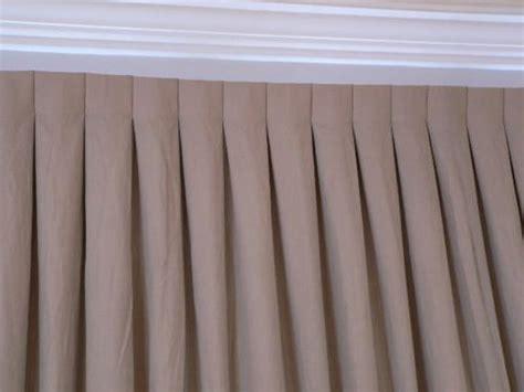 box pleat drapery curtain designs home decor