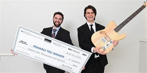 Ub Ee Mba Curriculum by Island Digital Guitar Tech Shreds To Victory In Ub