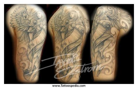 angel tattoo in middlesbrough angel tattoos