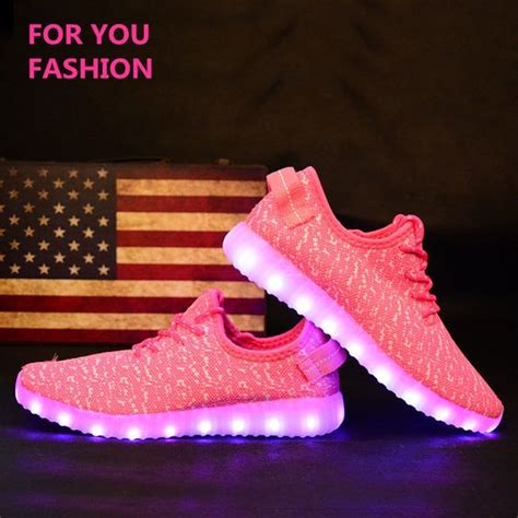 womens light up sandals md men women light up shoes fashion yeezy boost yeezy
