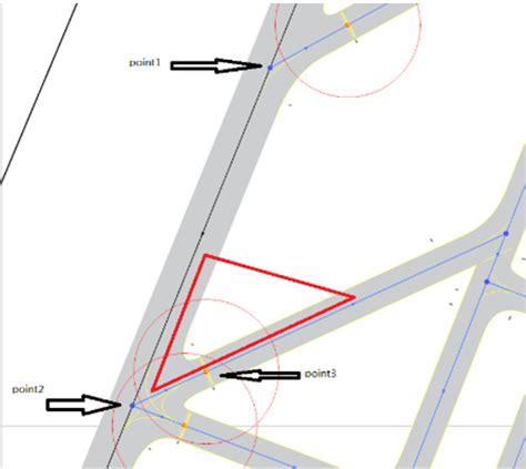 airport design editor taxiways drawing fillets fsdeveloper