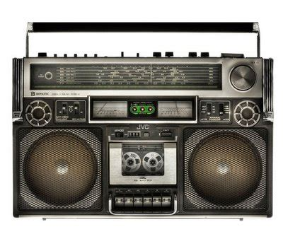radio cassette cmc
