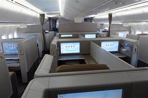 review air china class 747 8 san francisco to