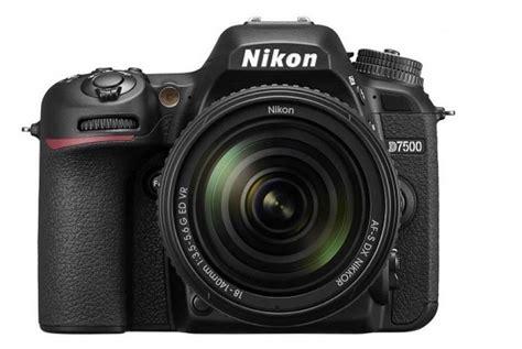 Kamera Nikon D7500 gadget nikon rilis kamera dslr d7500
