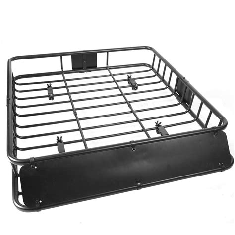 universal roof rack cargo car top luggage holder carrier