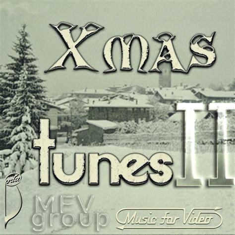 xmas tunes tunes ii mfvgroup mp3 buy tracklist