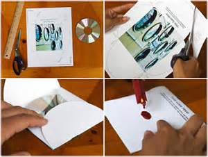 How To Make A Paper Album - cd cover make a personalized cd or dvd cover