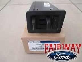 15 thru 17 f 150 oem genuine ford parts in dash trailer