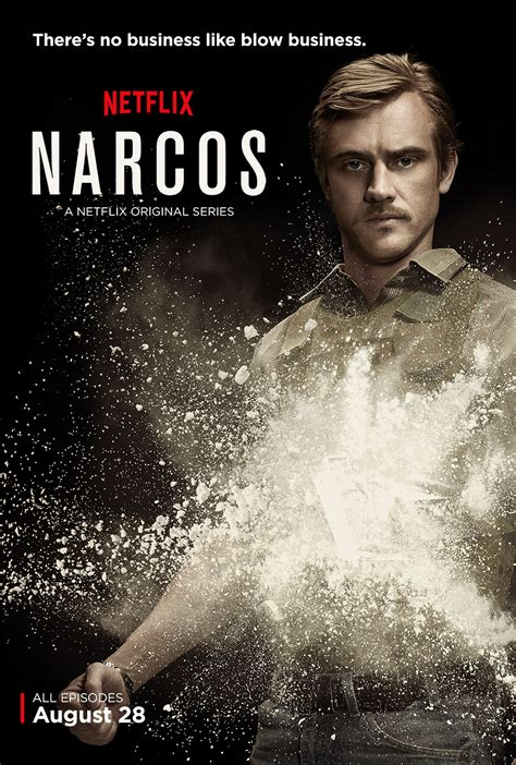 1 El New boyd holbrook on narcos terrence malick got a gun collider