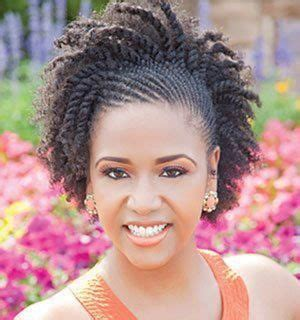twist hairstyles and losein the back flat twists in the front with probably a twist out in the