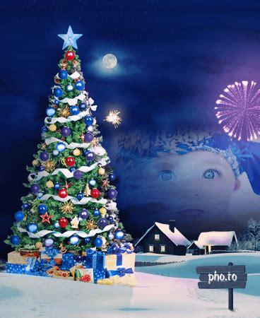 imagenes animadas de navidad gratis crear marco para foto gratis fotomontajes divertidos