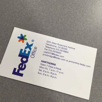 fedex business card print online design print center fedex