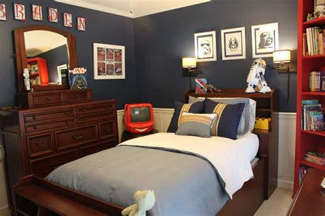 boys star wars bedroom a star wars themed big boy room southern revivals