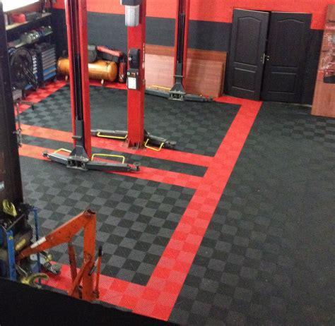 beau dalle pvc pour garage avec dalles de sol polydal