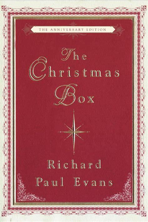 christmas novels  start reading  christmas books richard paul evans christmas