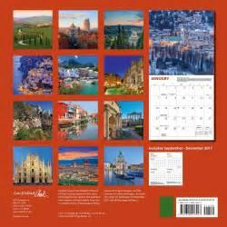 Calendar 2018 Italy Italy Wall Calendar 2018 Calendar Ink Calendars