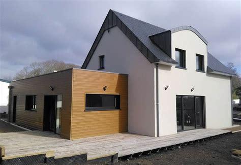 Construction Maison Passive Ossature Bois 4139 by Archi Bois Finist 232 Re Constructeur De Maisons En Bois